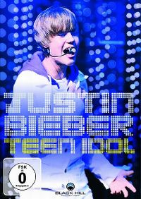 Cover Justin Bieber - Teen Idol [DVD]
